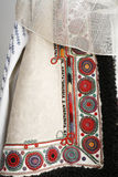 ethno织品模式 库存图片