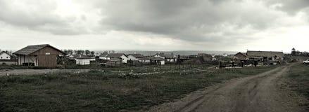 Ethno komplex Ataman fotografering för bildbyråer