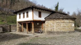 Ethnographic complex eter. Near Gabrovo Stock Image