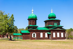 Ethnographic Museum In Ulan-Ude Royalty Free Stock Image