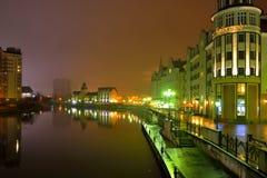 Ethnographic och handelmitt. Kaliningrad royaltyfri foto