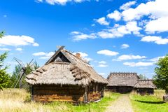 Free Ethnographic Park Of Russian Culture, Bialowieski National Park Stock Photos - 149061593