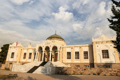 Ethnography Museum of Ankara. Building in Turkey Stock Images