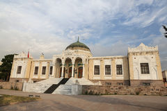 Ethnography Museum of Ankara. Building in Turkey Stock Photos