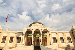 Ethnography Museum of Ankara. Building in Turkey Royalty Free Stock Photography