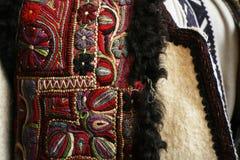 ethnotygmodell Royaltyfri Fotografi