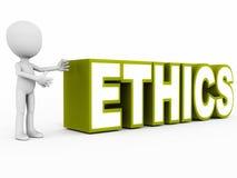 Etica illustrazione vettoriale