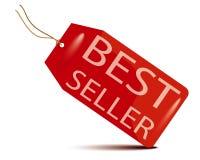 Etichetta del best-seller Immagini Stock Libere da Diritti
