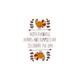 Etichetta di ringraziamento con testo su fondo bianco royalty illustrazione gratis
