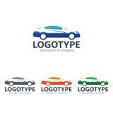 Etichetta di riparazione dell'automobile o di servizio di distribuzione royalty illustrazione gratis