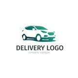Etichetta di riparazione dell'automobile o di servizio di distribuzione illustrazione di stock