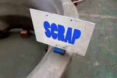Etichetta di stato fotografia stock