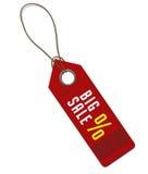 Etichette d'annata di vendita di stile Immagini Stock Libere da Diritti
