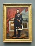 Etienne莫里斯Gerard将军,大卫 免版税库存照片