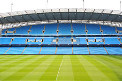 Etihad football stadium Royalty Free Stock Photo