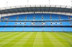 Etihad football stadium. Manchester City royalty free stock photo