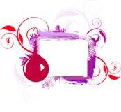 Etiket 3 van Kerstmis Royalty-vrije Stock Foto