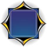 Etiket voor uw tekst Royalty-vrije Stock Fotografie