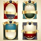 etiketter Royaltyfria Bilder