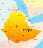 Etiopien Arkivfoton