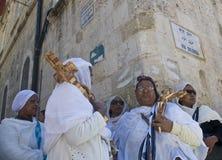 Etiopisk långfredag Royaltyfria Foton