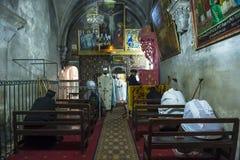 Etiopiska kristen Royaltyfria Foton