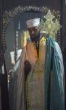 Etiopiska kristen Arkivbilder