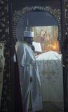 Etiopiska kristen Arkivfoton
