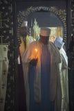 Etiopiska kristen Arkivbild