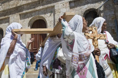 Etiopski Wielki Piątek Zdjęcie Royalty Free