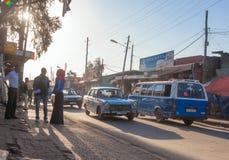 Etiopskie ulicy Fotografia Stock