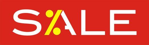 Etiqueta da venda Imagens de Stock Royalty Free