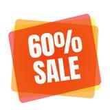 Etiqueta da venda da oferta especial Retalho do símbolo do disconto Preço colorido do sinal da etiqueta isolado do fundo branco E ilustração do vetor