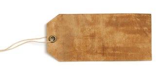 Etiqueta de la vendimia Fotografía de archivo libre de regalías