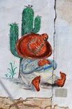 Etiqueta de Tucson Fotografía de archivo libre de regalías