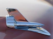 Etiqueta del coche de la vendimia Imagen de archivo