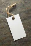 Etiqueta del precio foto de archivo libre de regalías