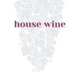 Etiqueta del vino del invitatio Imagen de archivo libre de regalías