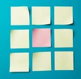 Etiqueta do Tag do papel em branco Imagem de Stock