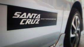 Etiqueta engomada de Santa Cruz Quality Bicycles desde 1994 fotos de archivo libres de regalías
