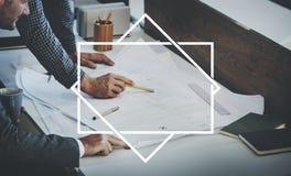 Etiqueta Mark Brand Copy Space Concept de la insignia Imágenes de archivo libres de regalías