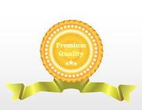 Etiqueta superior do vetor da qualidade. Imagens de Stock Royalty Free