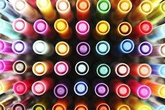 Etiquetas de plástico (2) Foto de archivo