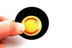 Etiquetas de RFID Foto de archivo libre de regalías