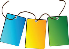 Etiquetas/etiquetas de la venta del vector Fotos de archivo