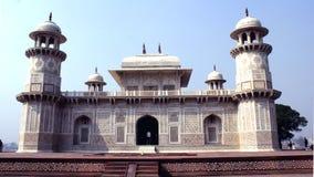 Etmauddola historisk byggnad royaltyfria bilder