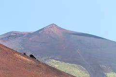 etna挂接 库存图片