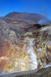 etna zdjęcie stock