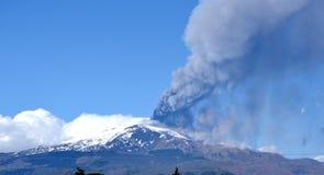 Etna Immagini Stock