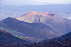 Etna Royalty Free Stock Photo